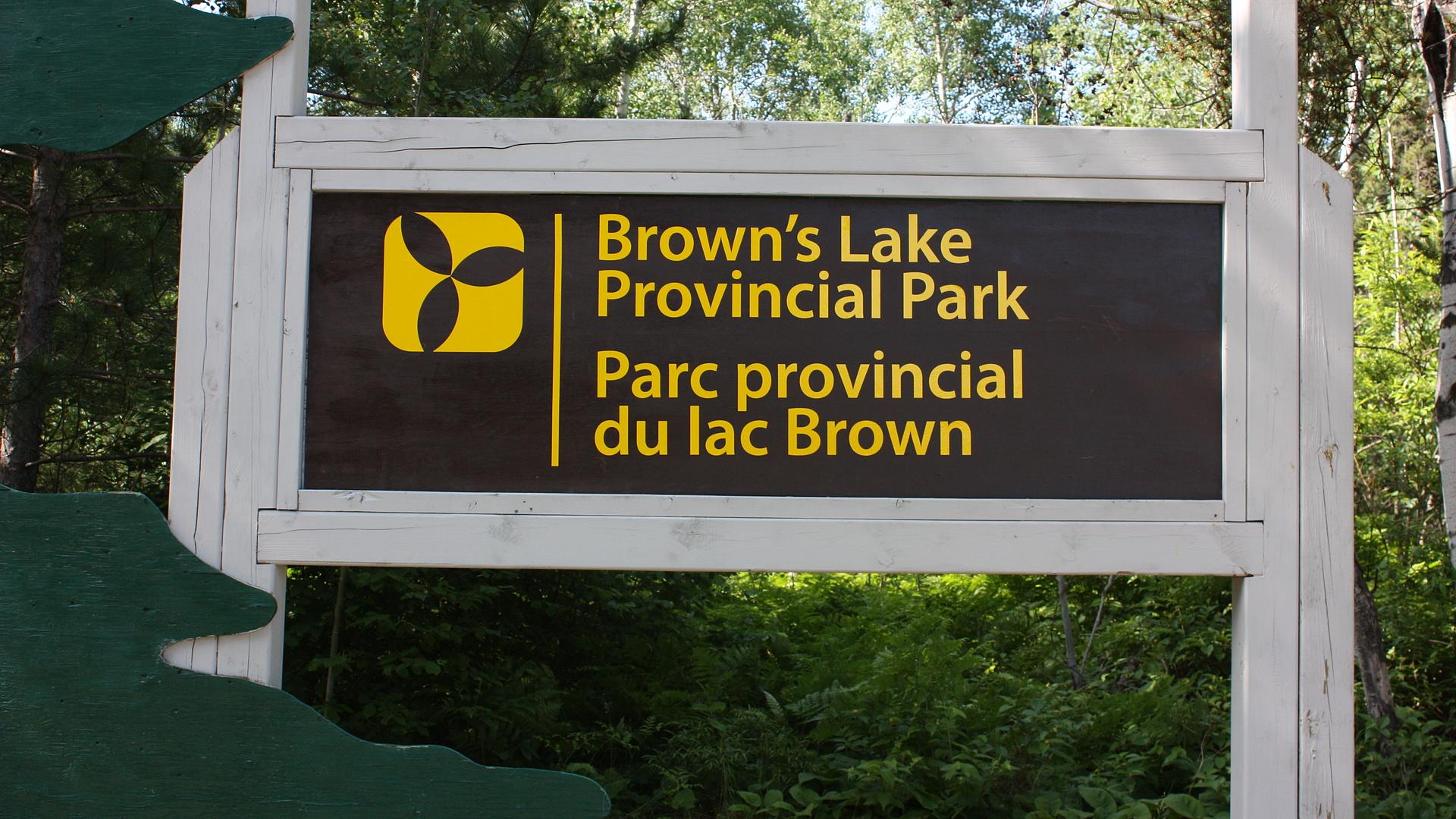 aka... Park Brown