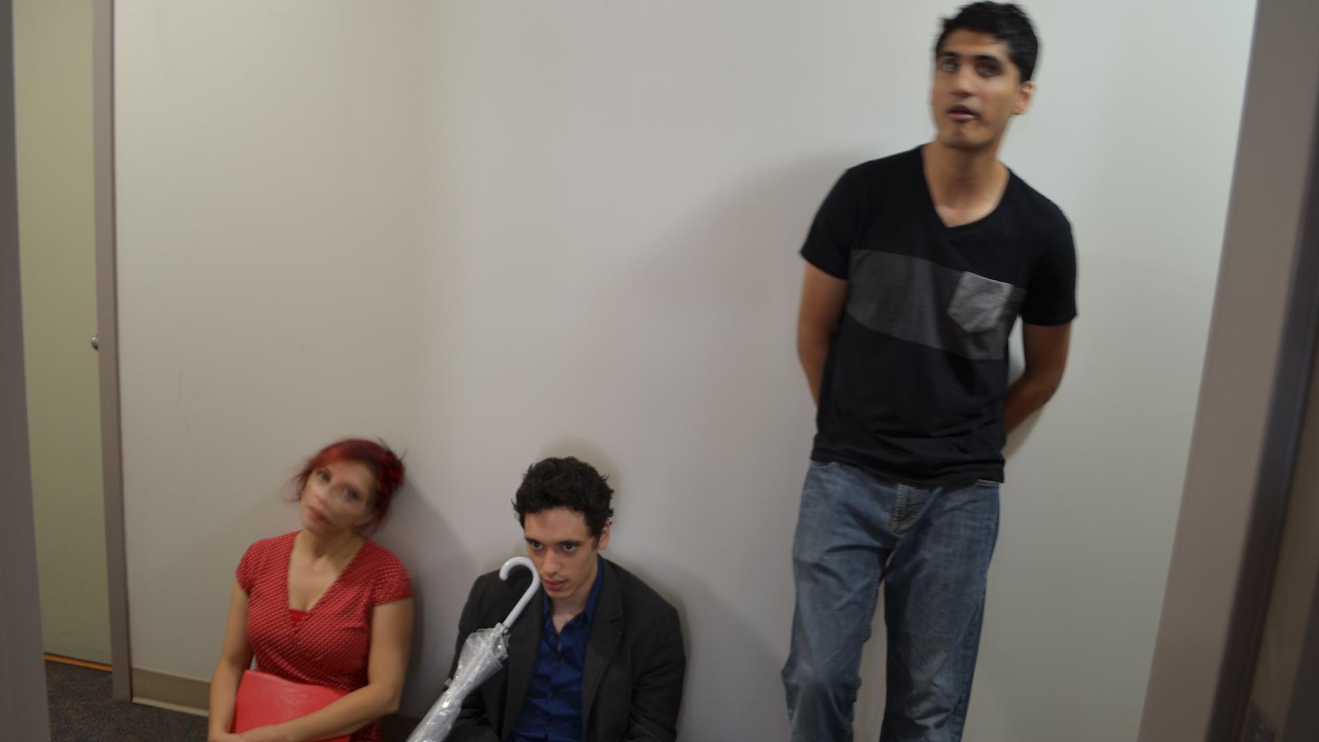 Caroe, Adam, & Kushal