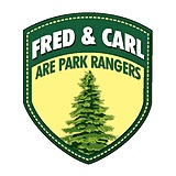 Fred And Carl Are Park Rangers