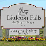 Littleton Falls Settler Village