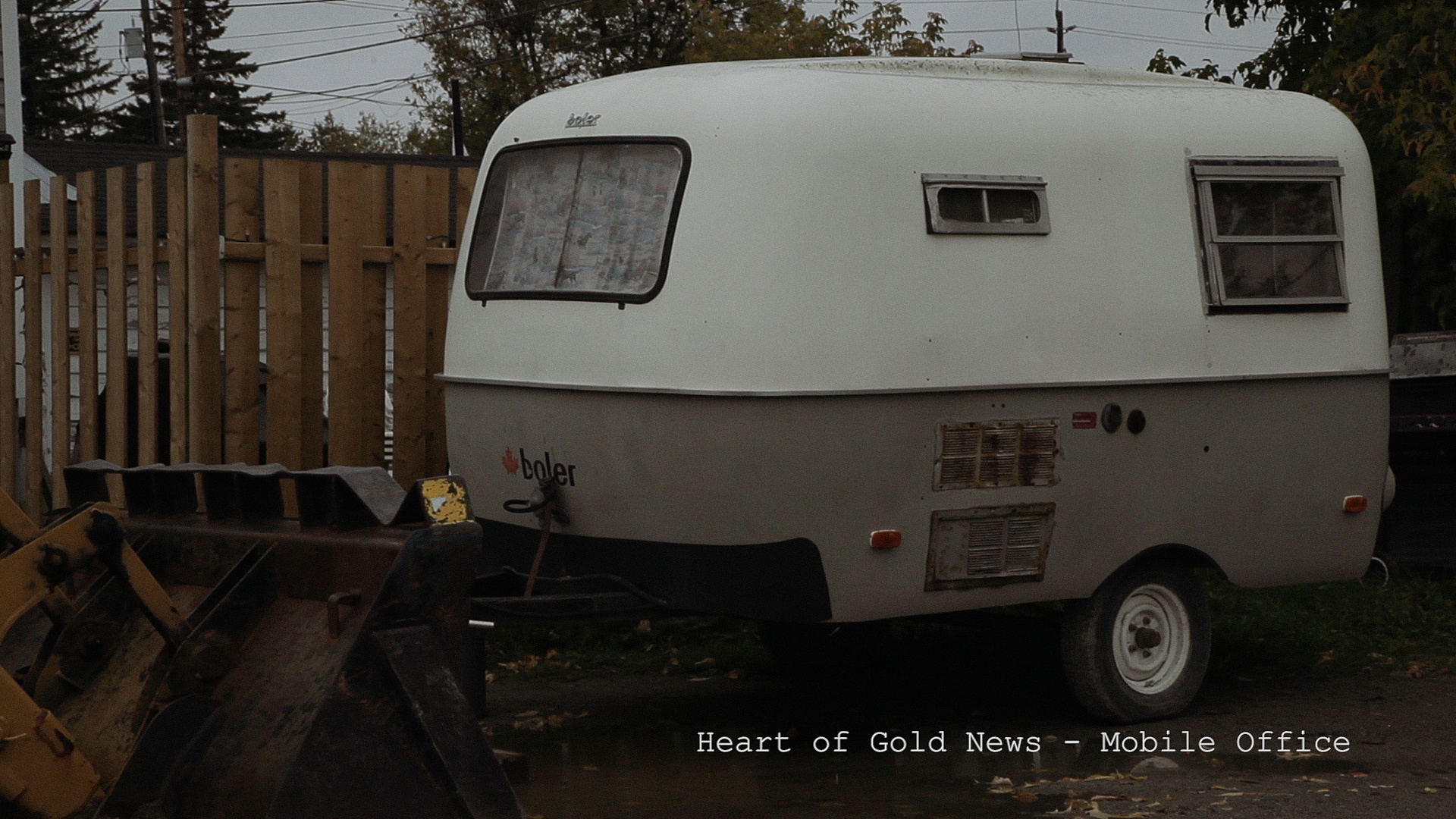 Heart of Gold News - Mobile Office