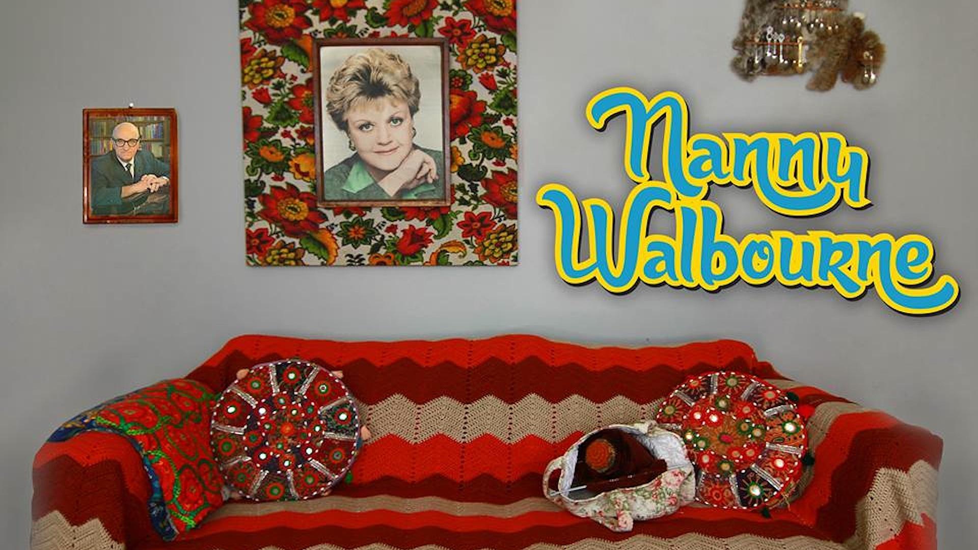 Nanny's Living Room