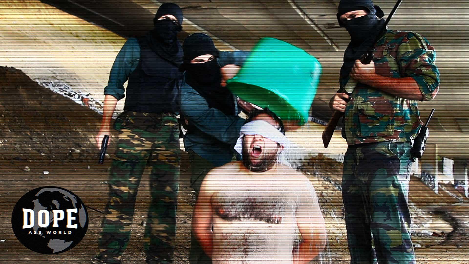 ISIS Bucket Challenge