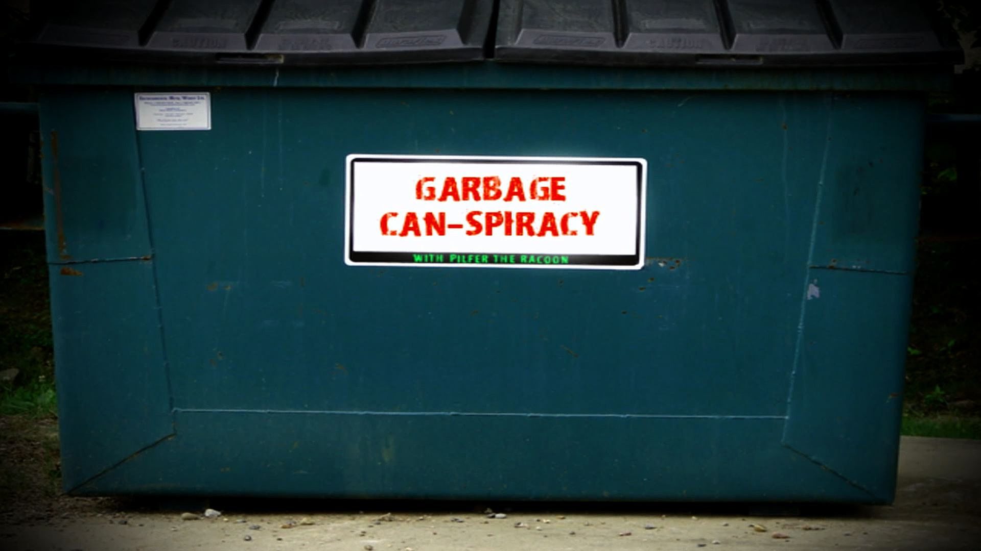 Garbage Can-spiracy w/Pilfer from Tdot.