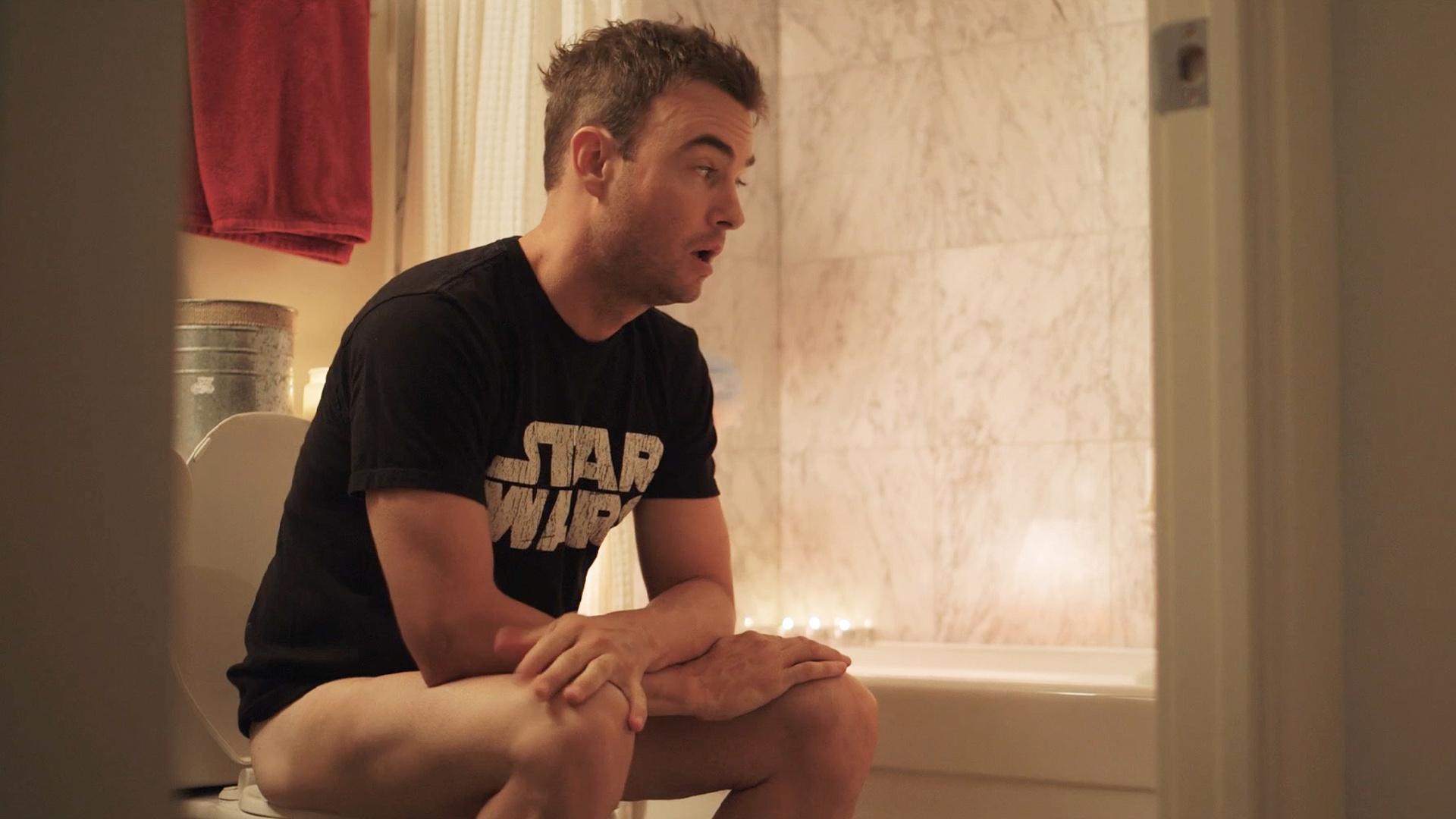 Bubble bath interruptus