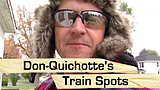 Don Quichotte's Train Spots