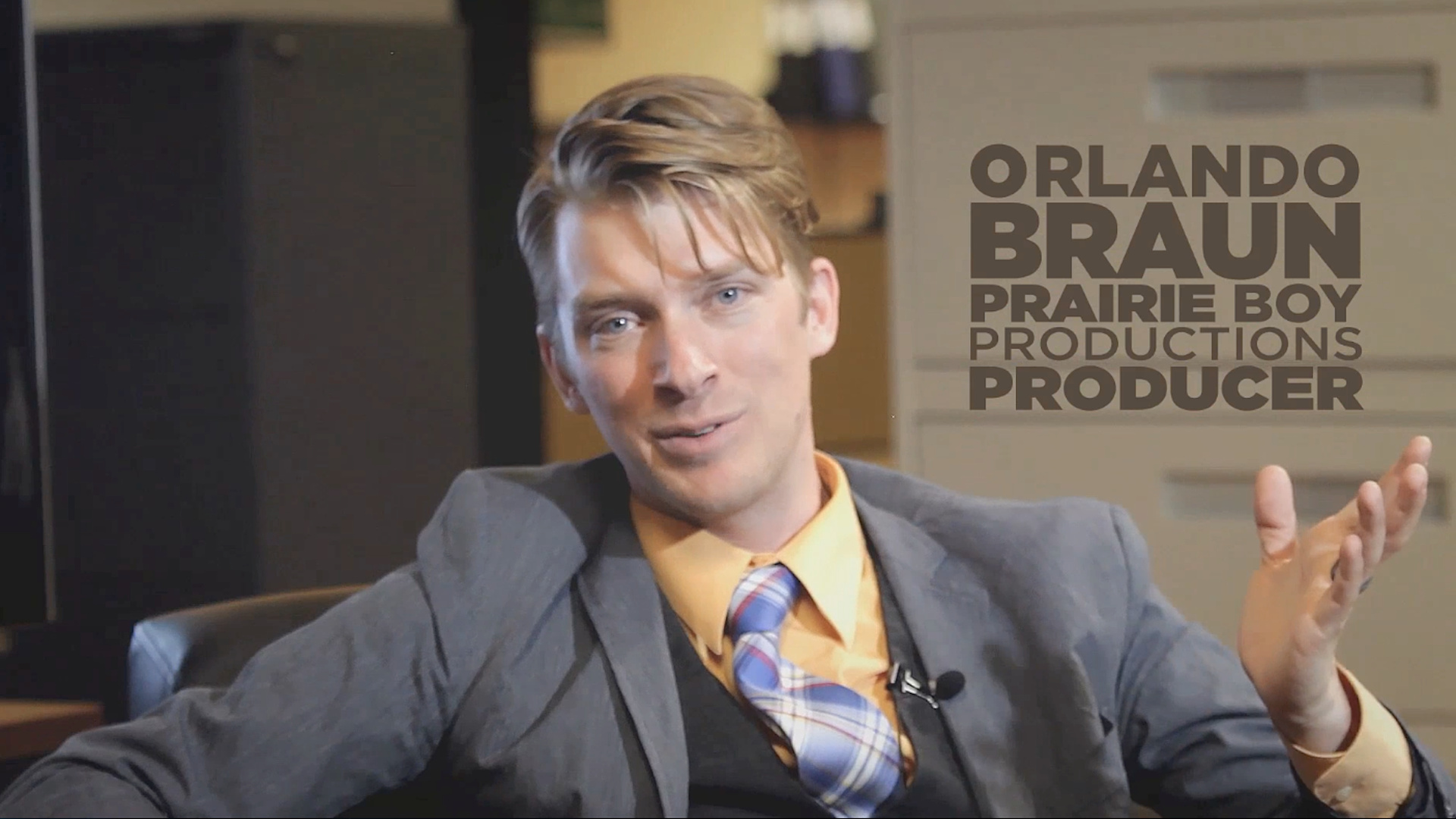 Orlando Braun - Producer
