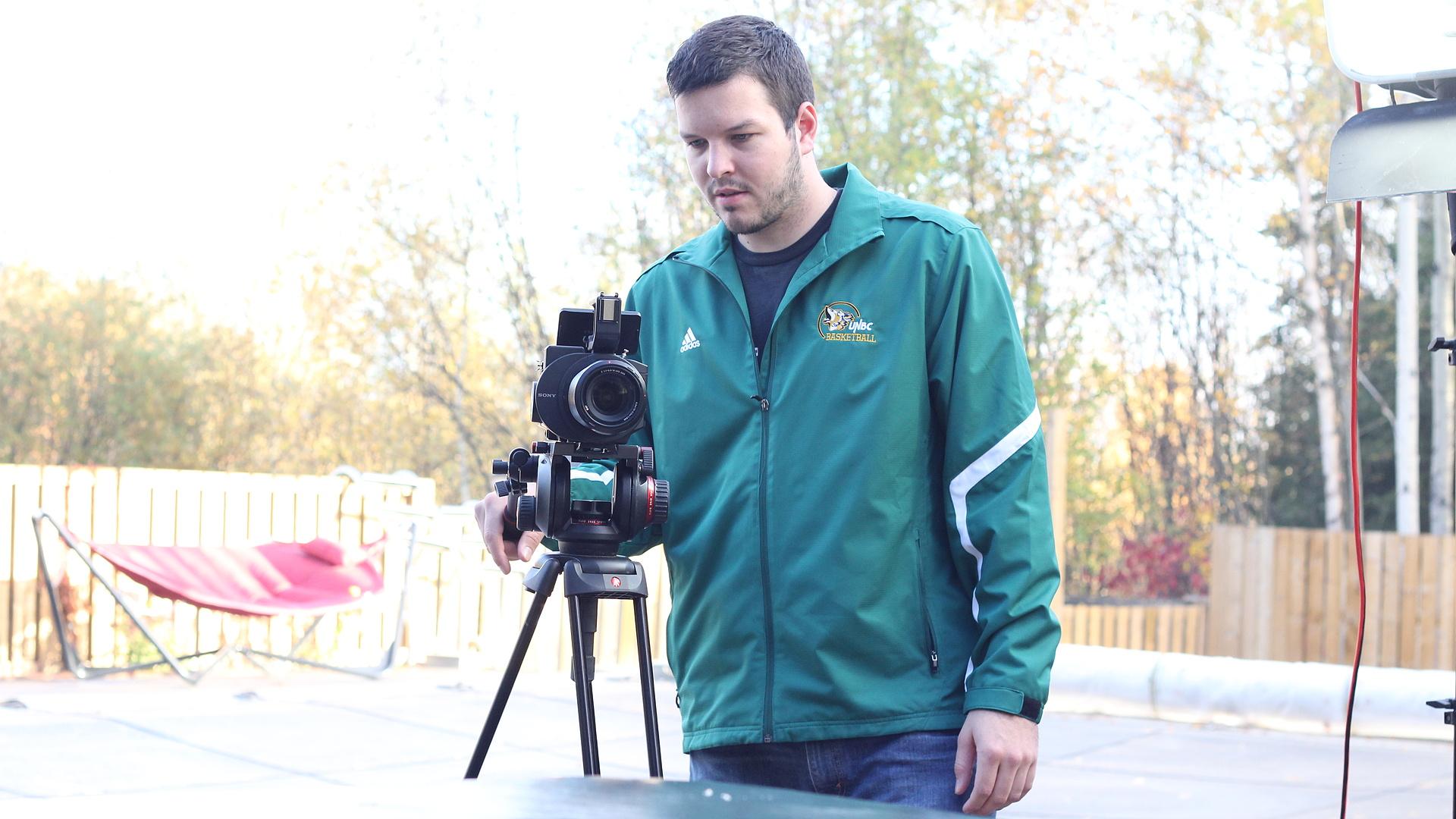 Dan the Camera Man