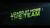 Lizard at Home