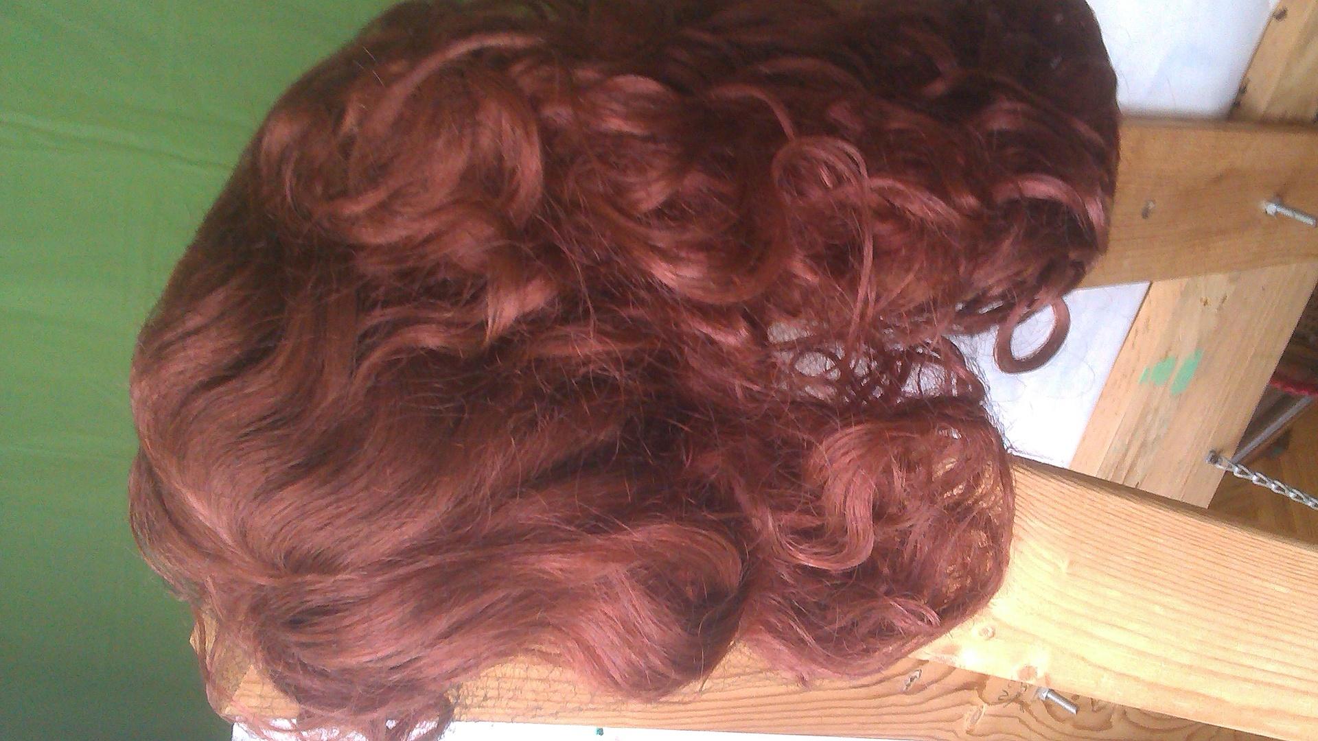 Caliban's wig