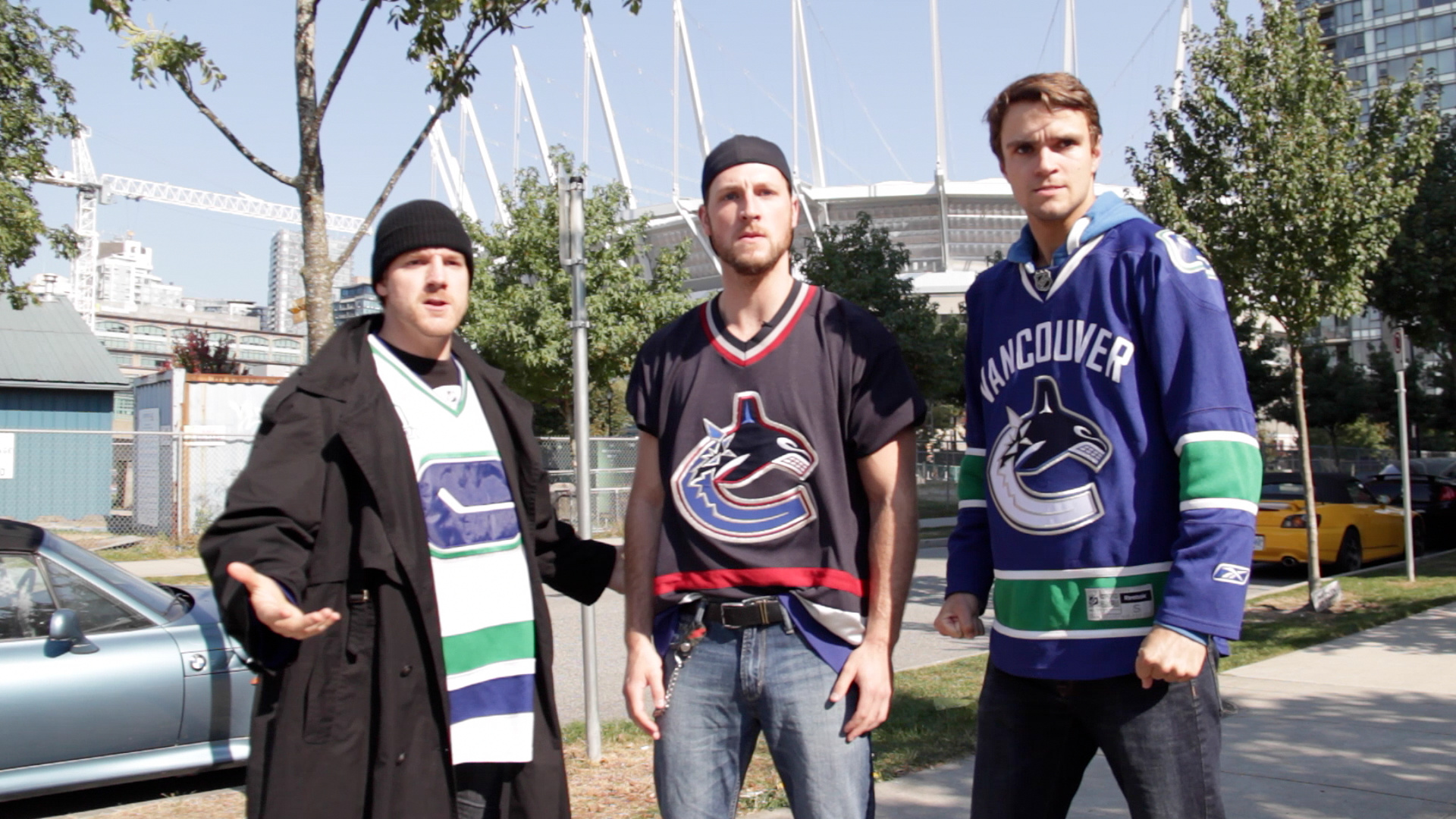 Disgruntled Canucks' Fans Ready to Riot