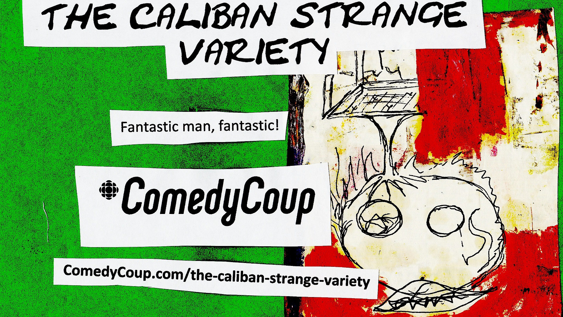Week 4 Key It: Poster A The Caliban Strange Variety