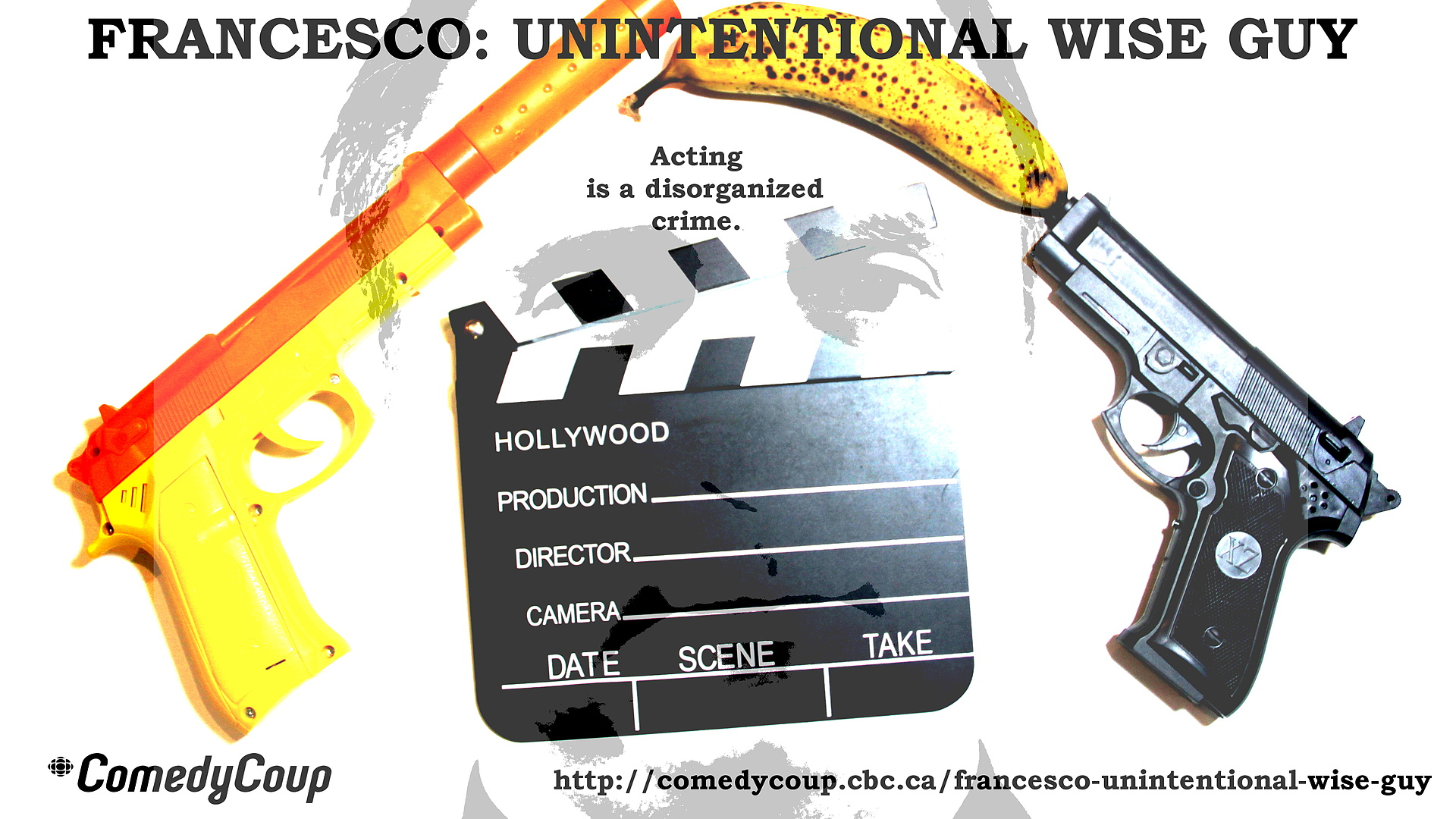 Week 4 Key It: Poster B Francesco: Unintentional Wise Guy