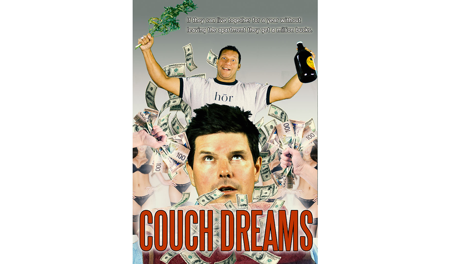 Week 4 Key It: Poster B Couch Dreams