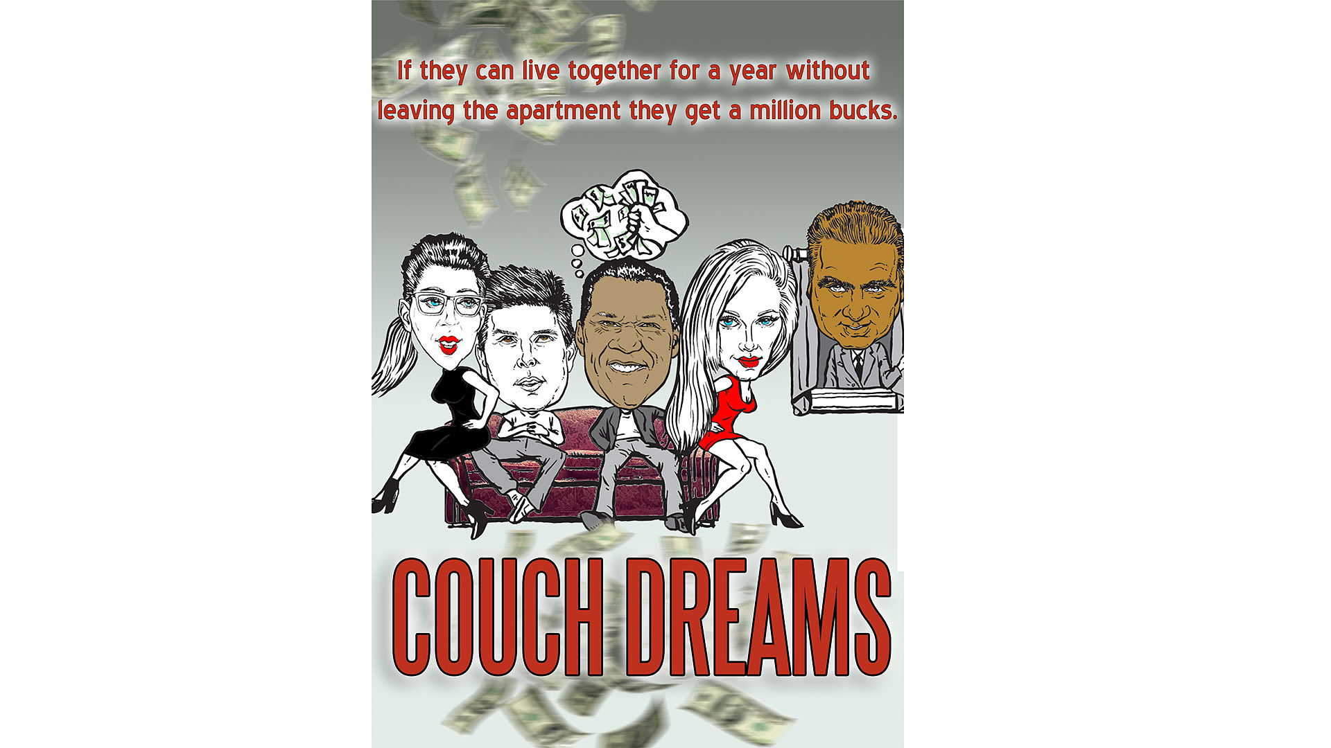 Week 4 Key It: Poster A Couch Dreams