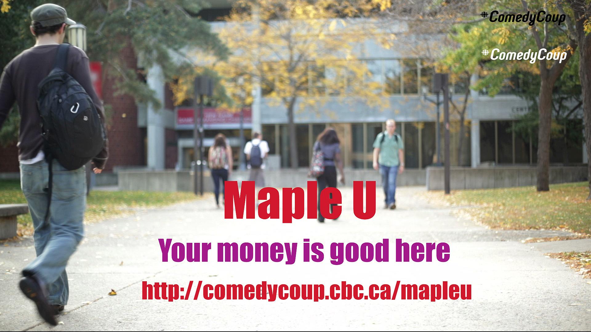 Week 4 Key It: Poster B Maple U