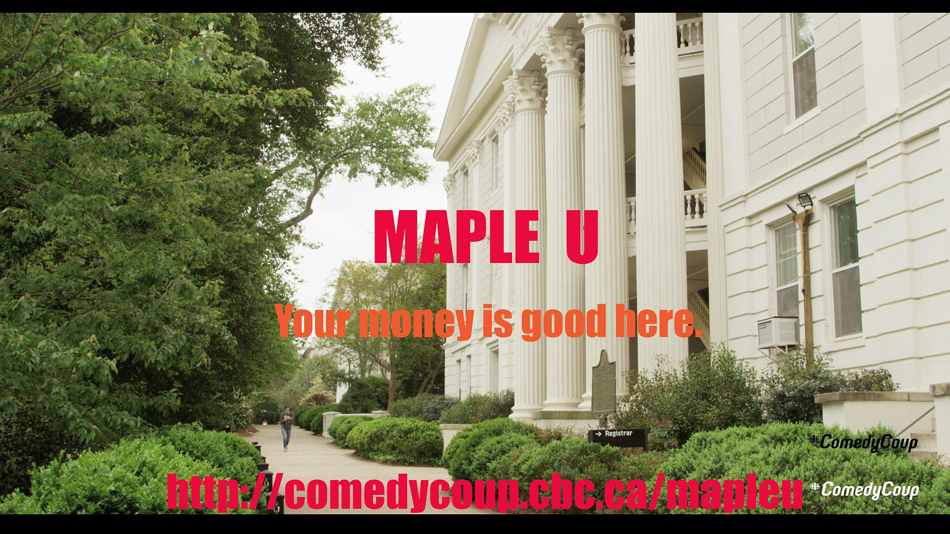 Week 4 Key It: Poster A Maple U
