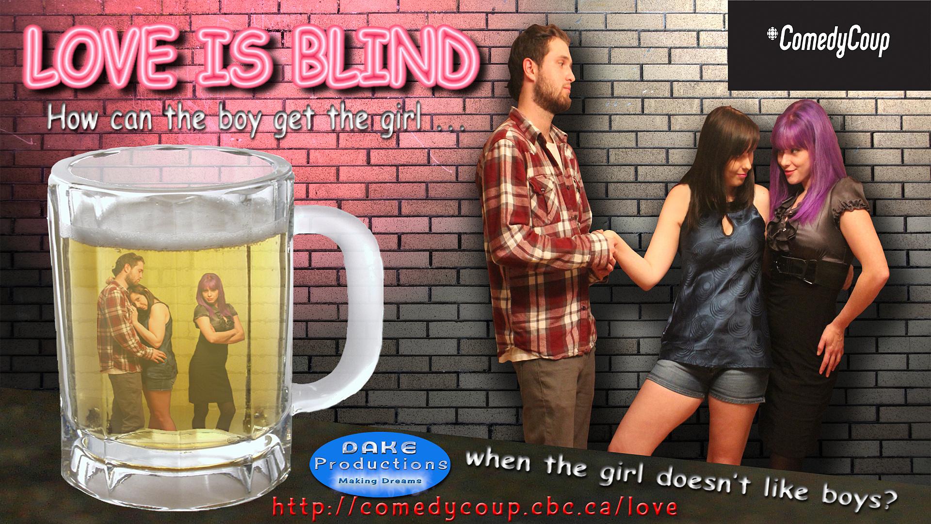 Week 4 Key It: Poster B Love is Blind