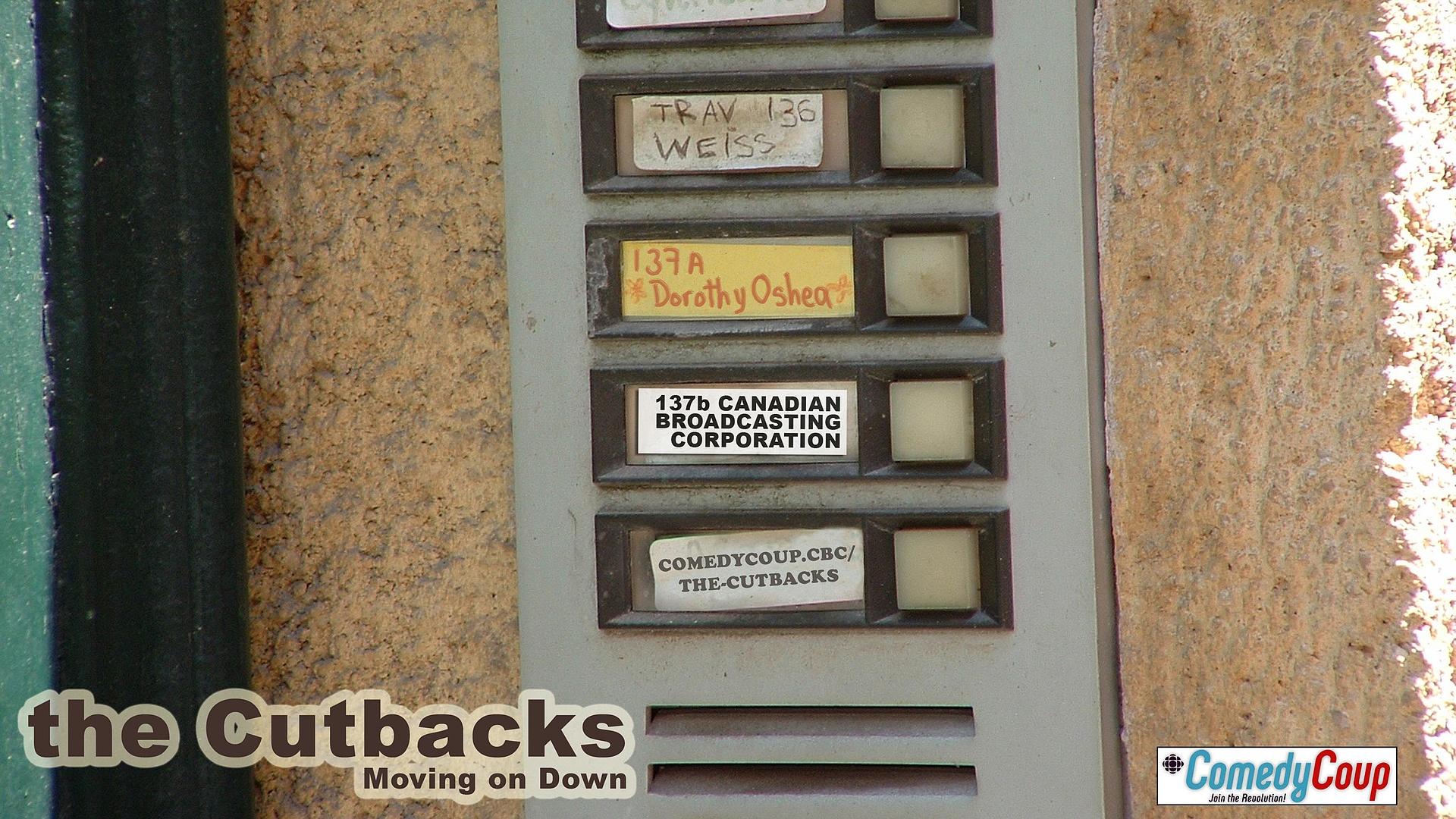 Week 4 Key It: Poster A The Cutbacks
