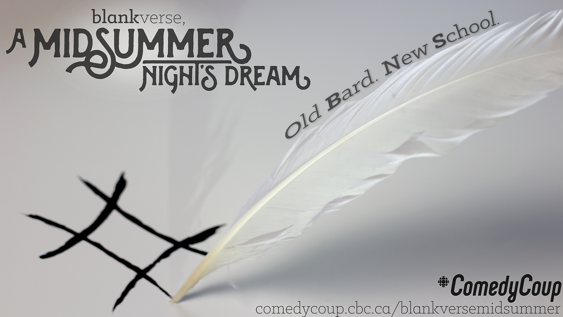 Week 4 Key It: Poster B Blank Verse: A Midsummer Night's Dream