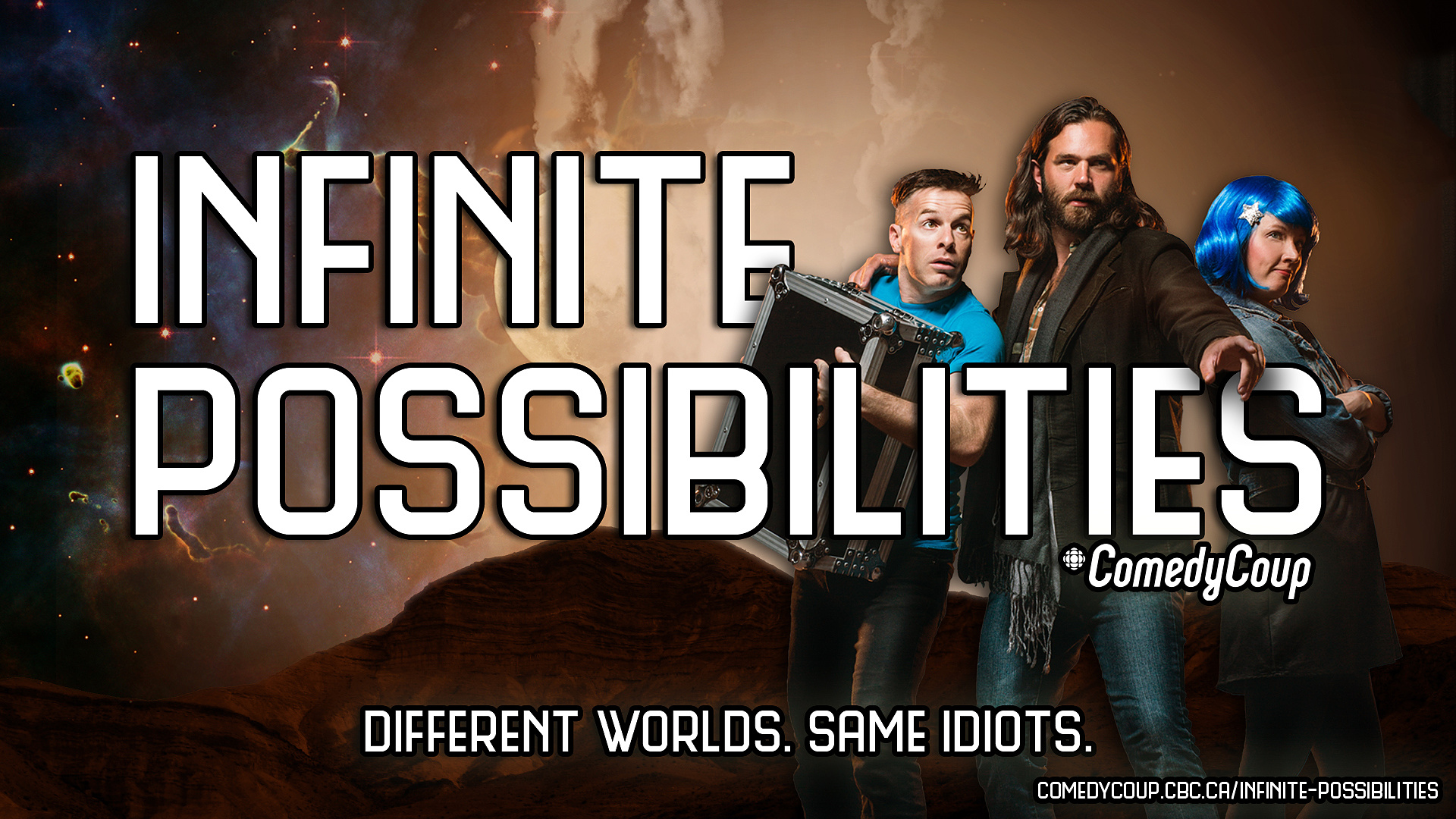 Week 4 Key It: Poster A Infinite Possibilities