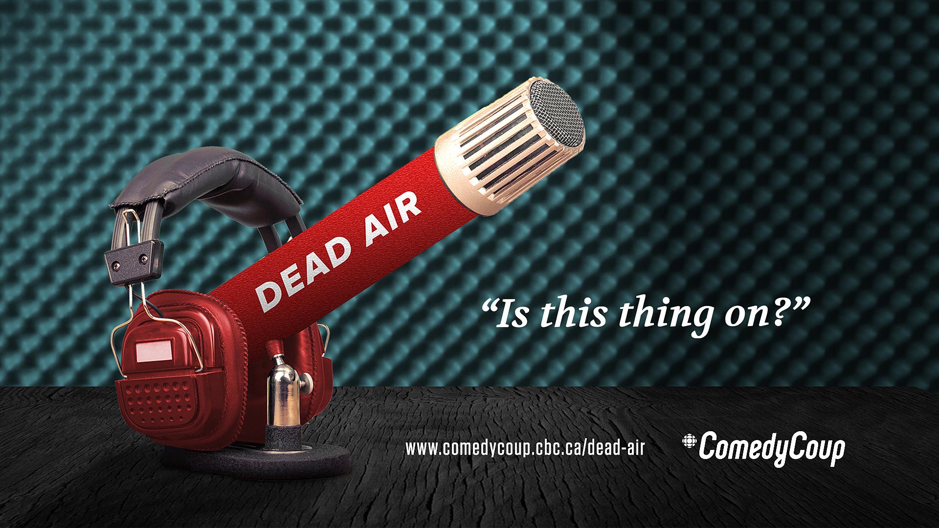 Week 4 Key It: Poster A Dead Air