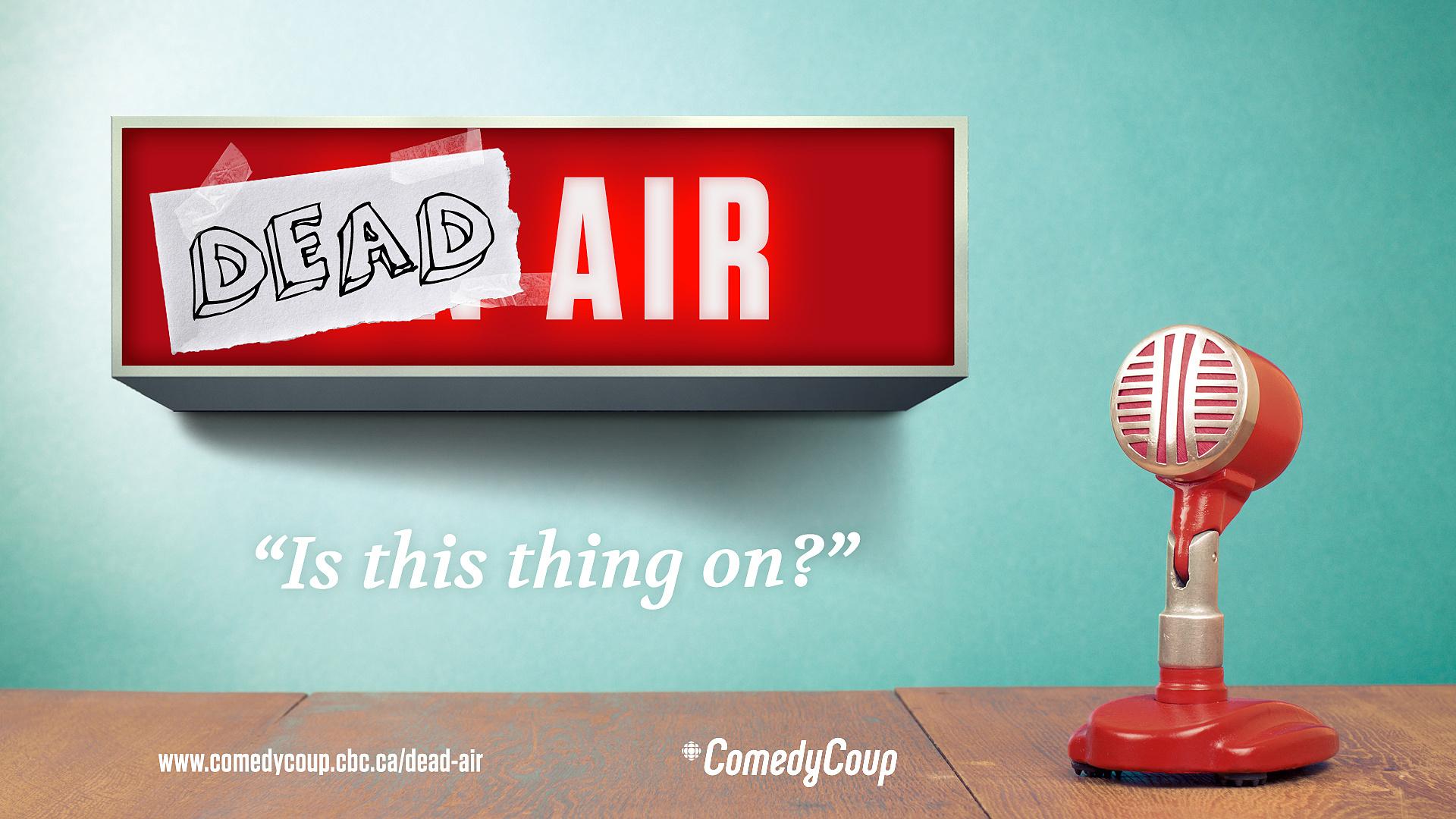 Week 4 Key It: Poster B Dead Air