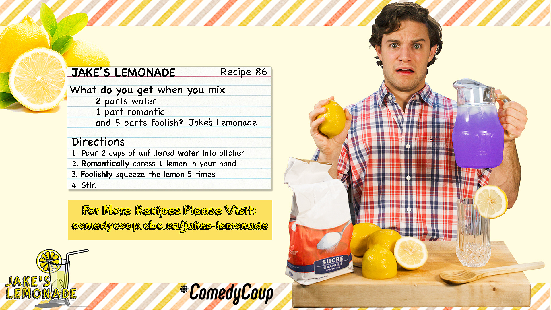 Week 4 Key It: Poster A Jake's Lemonade