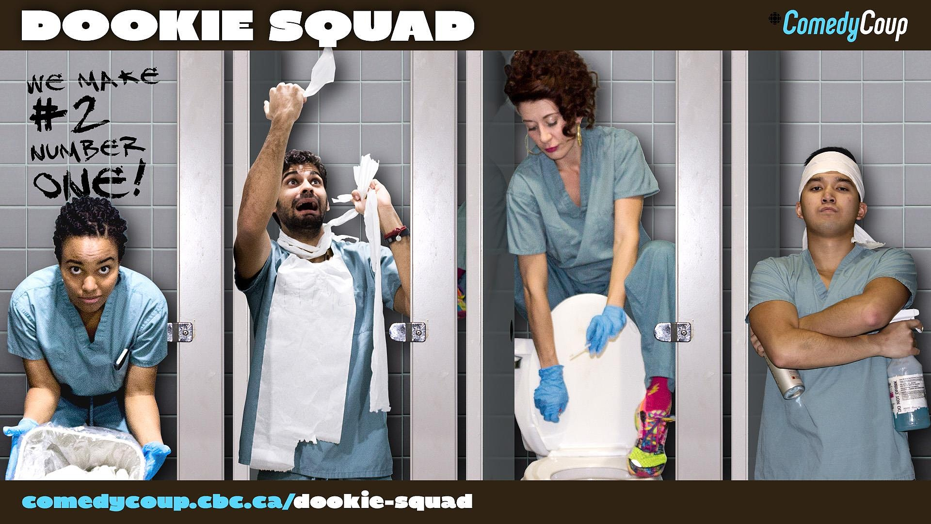 Week 4 Key It: Poster A Dookie Squad