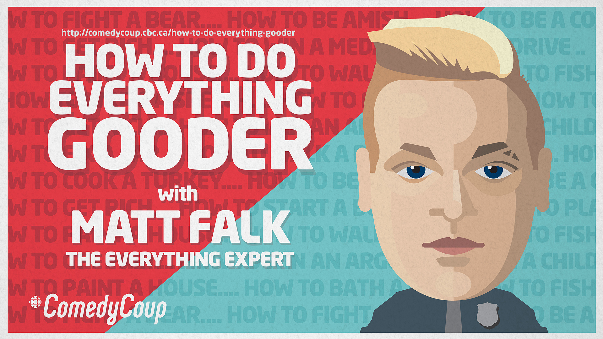 Week 4 Key It: Poster A How To Do Everything Gooder