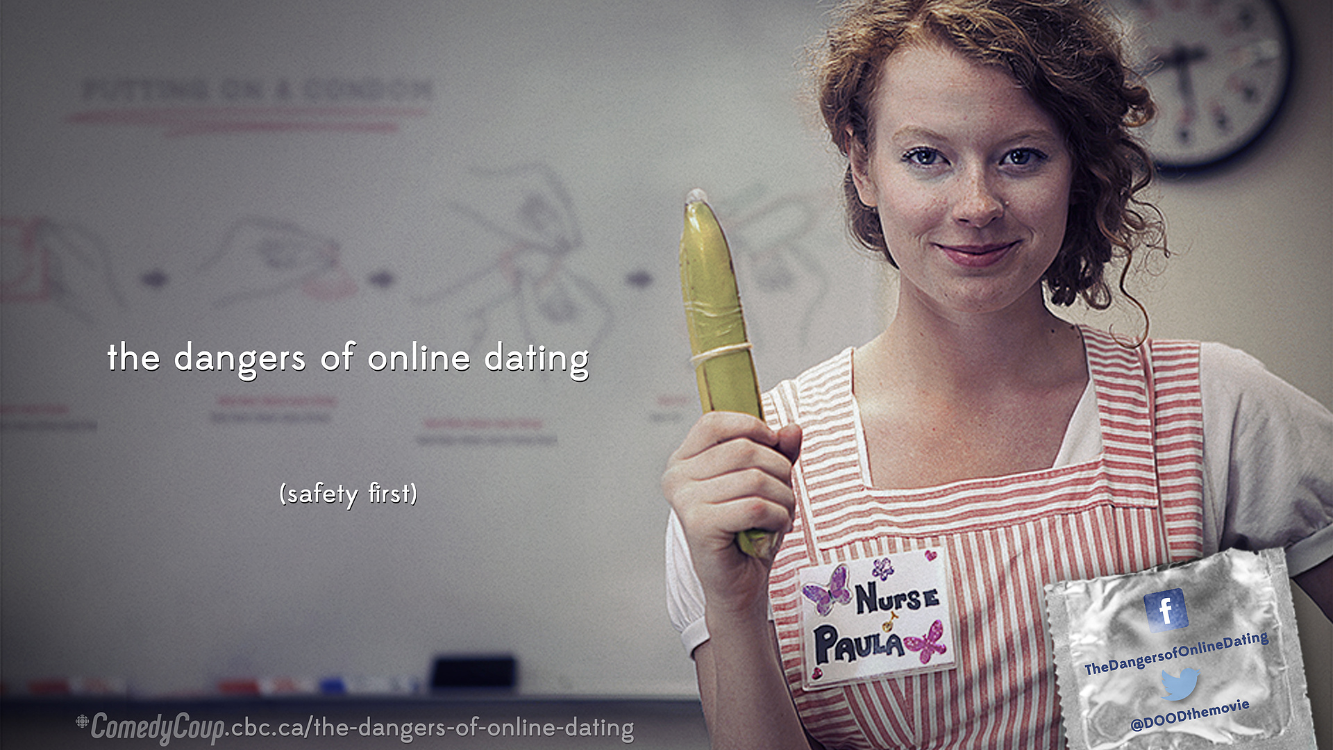 Week 4 Key It: Poster B The Dangers of Online Dating