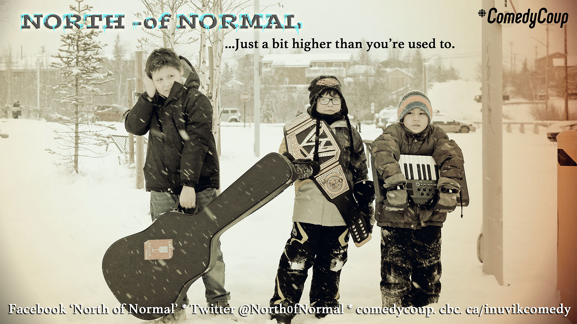 Week 4 Key It: Poster A North of Normal