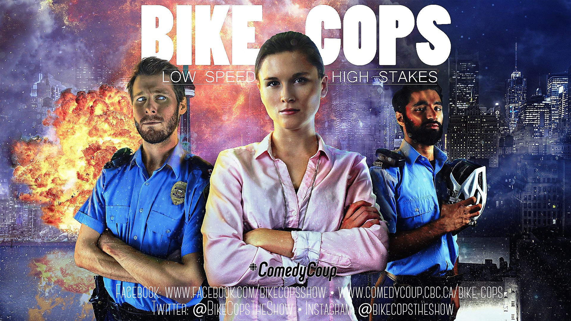 Week 4 Key It: Poster A Bike Cops