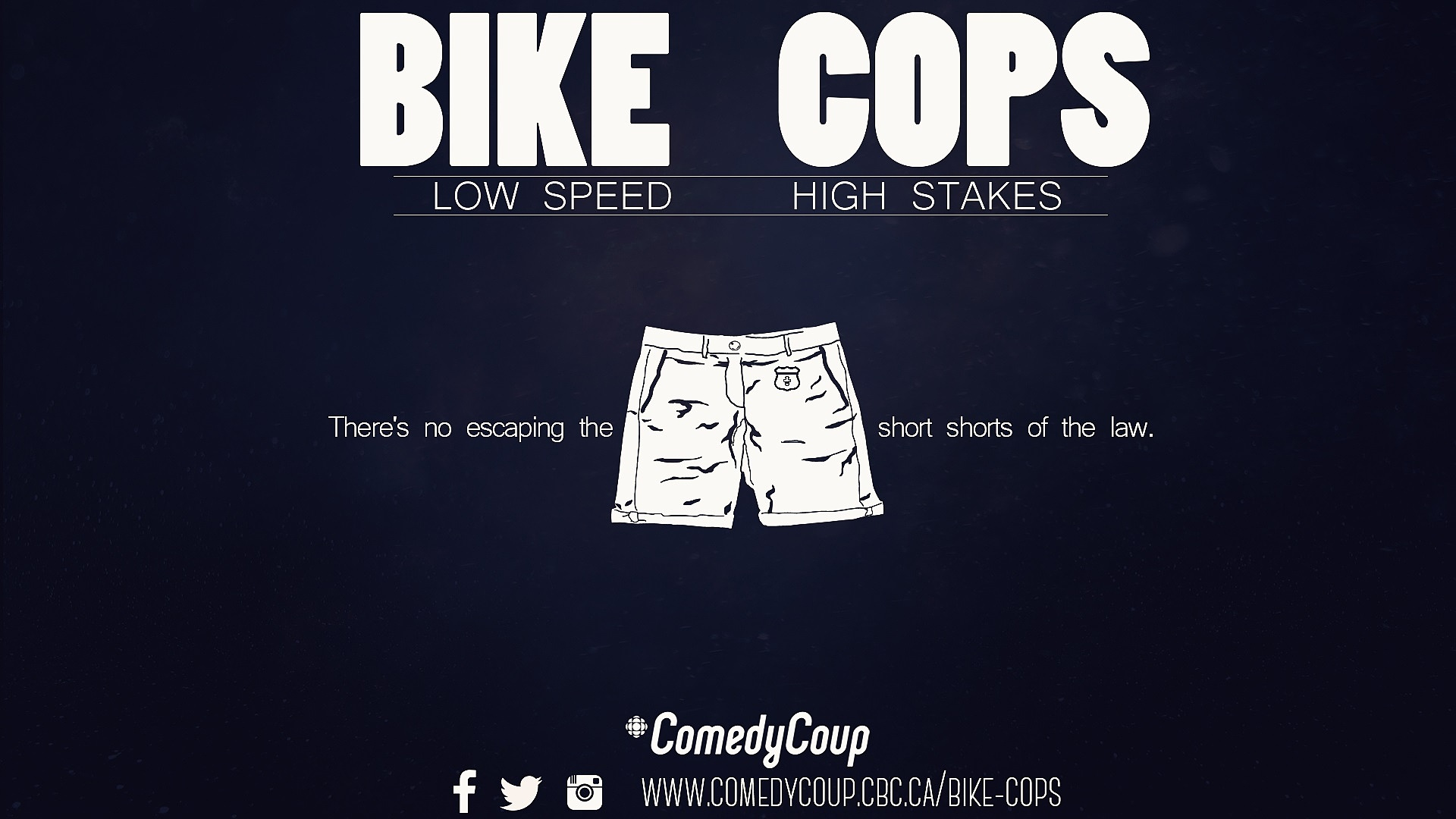 Week 4 Key It: Poster B Bike Cops