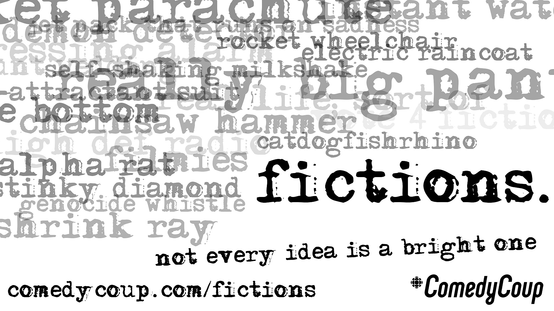 Week 4 Key It: Poster B Fictions