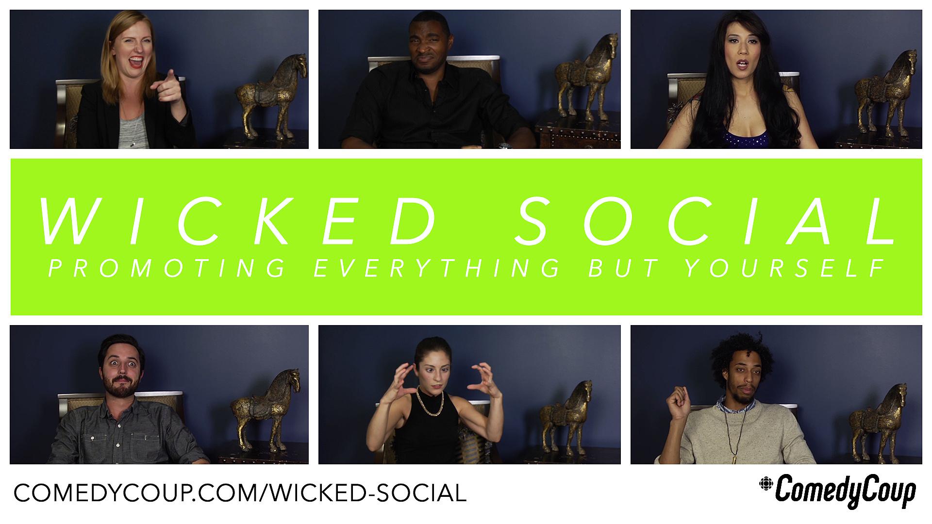 Week 4 Key It: Poster A Wicked Social