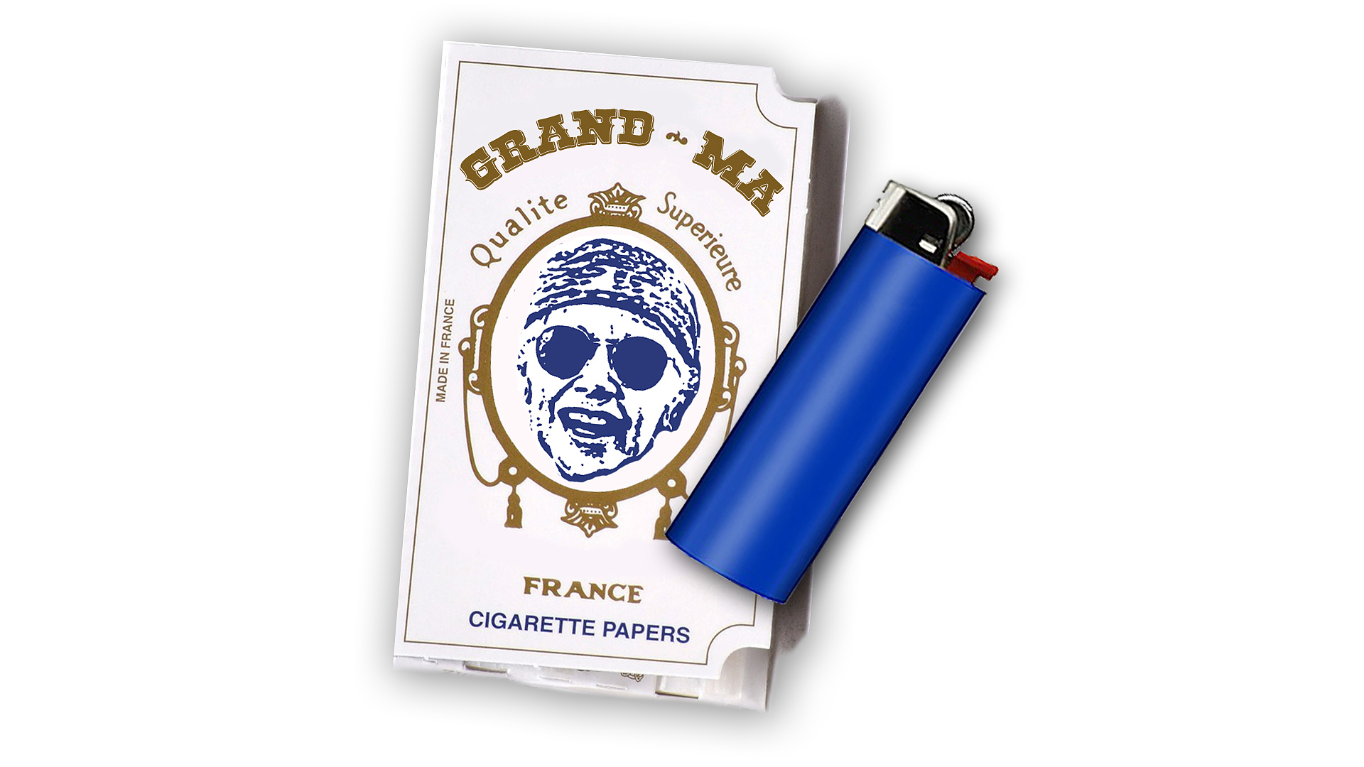 'GRAND-MA' Rolling Papers