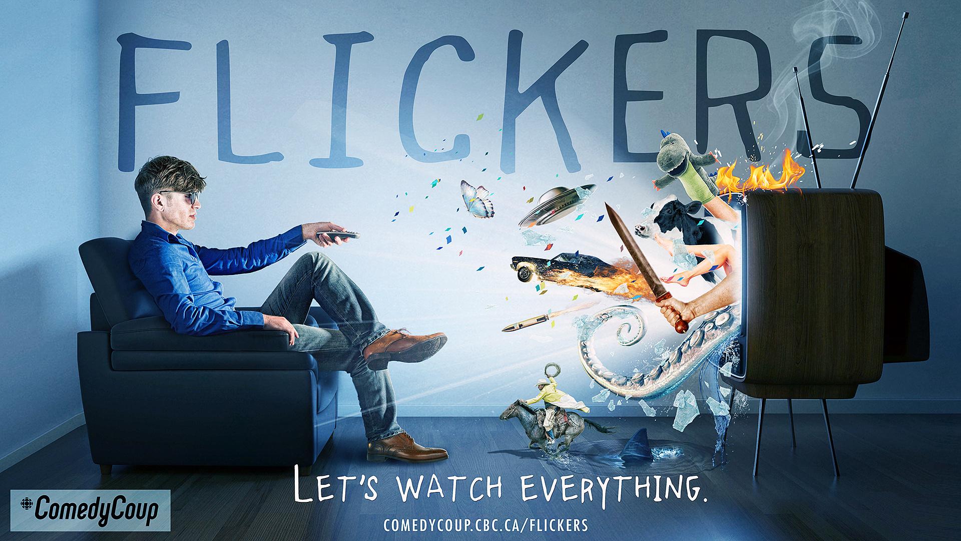 Week 4 Key It: Poster A Flickers!