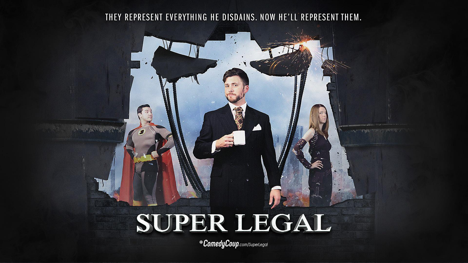Week 4 Key It: Poster B Super Legal