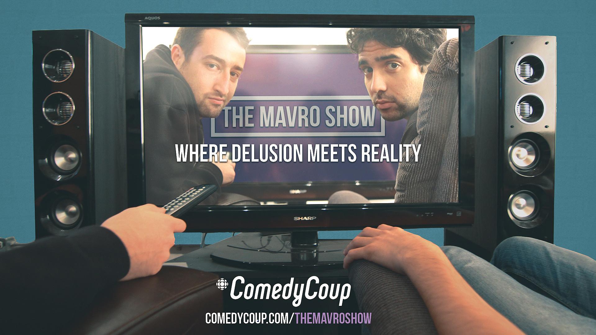 Week 4 Key It: Poster B The Mavro Show