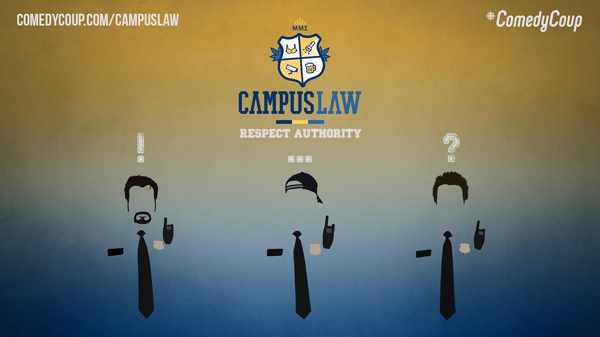 Week 4 Key It: Poster B Campus Law