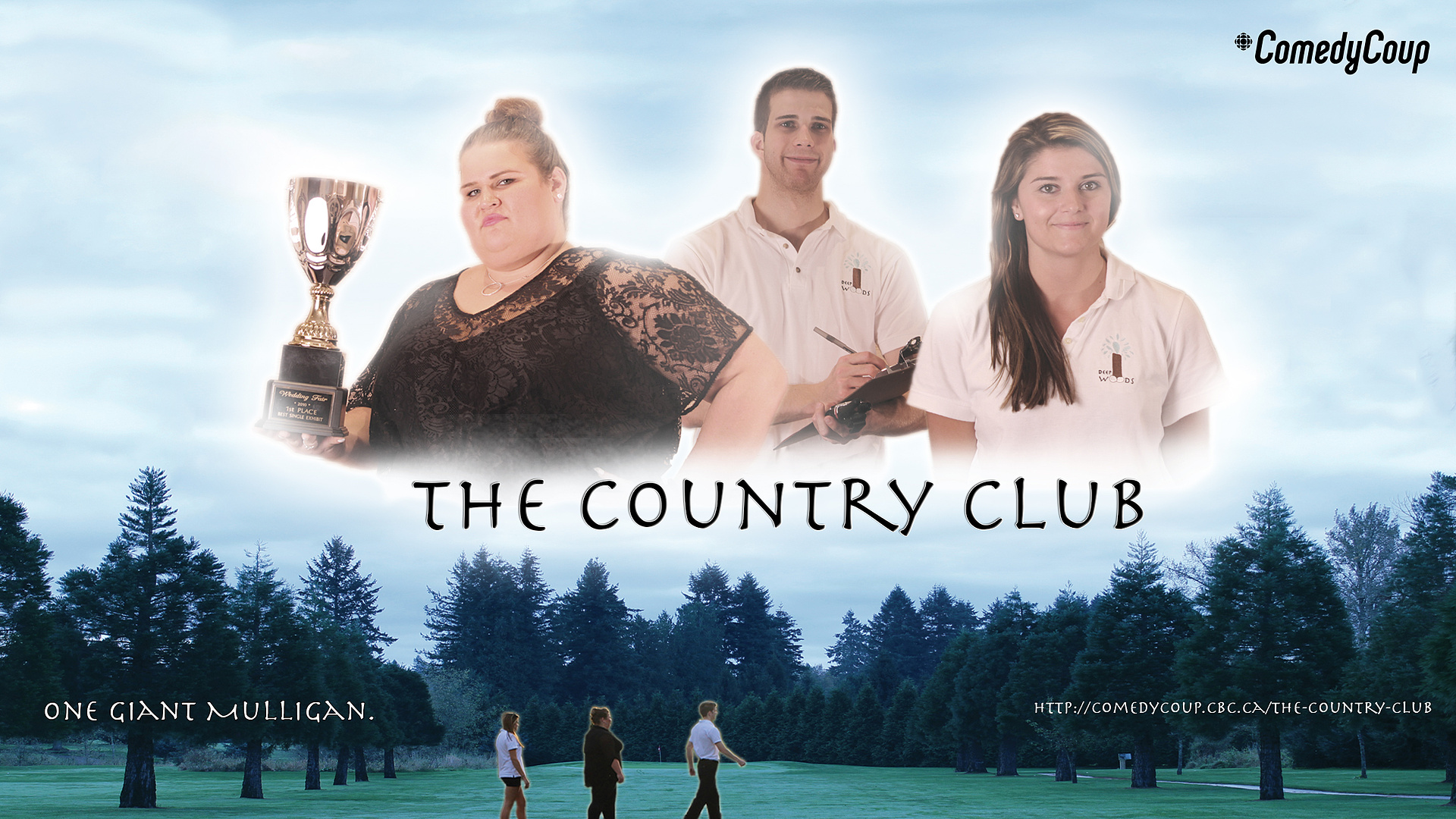 Week 4 Key It: Poster A The Country Club