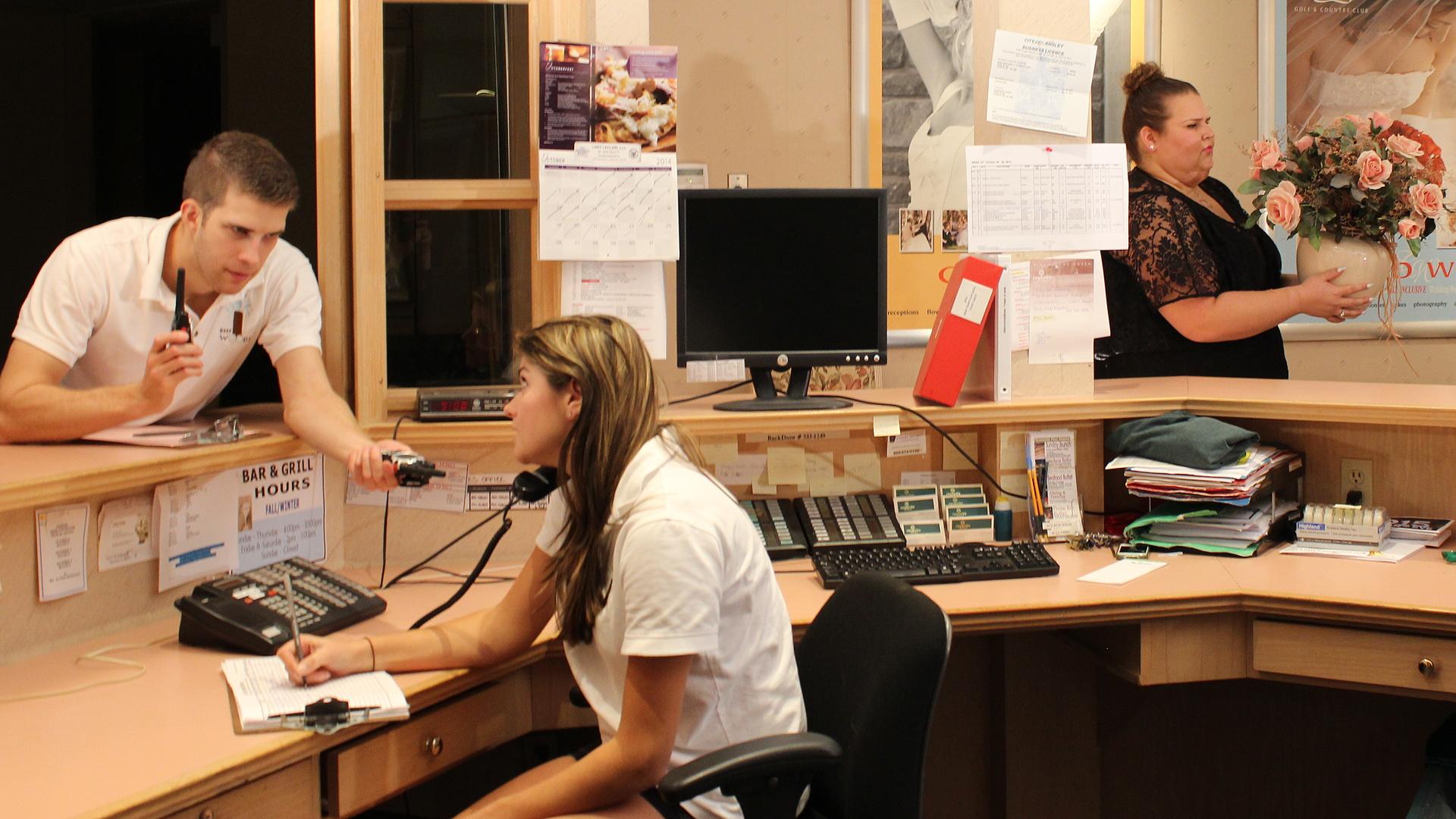 Inter-Office Communications