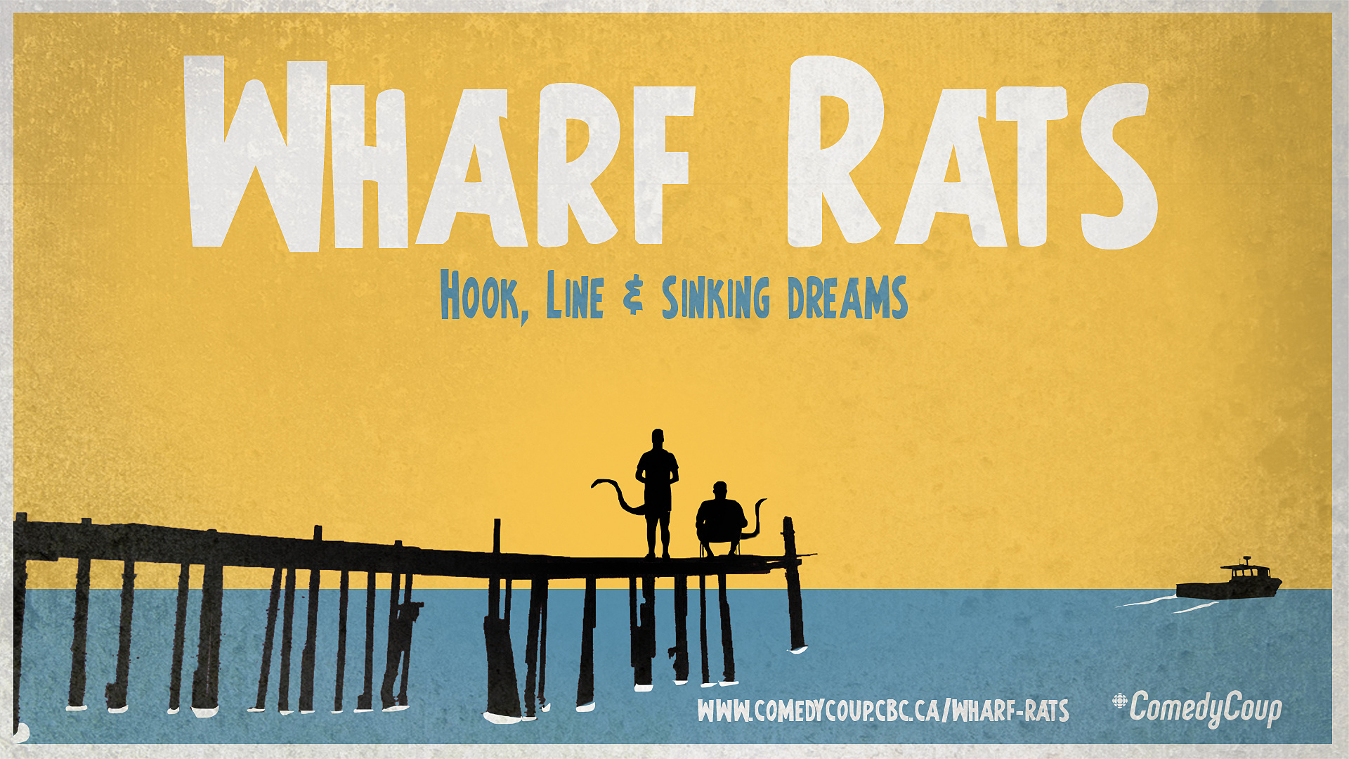 Week 4 Key It: Poster A Wharf Rats