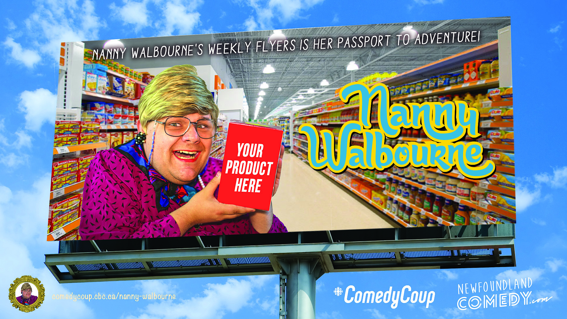 Week 4 Key It: Poster A Nanny Walbourne
