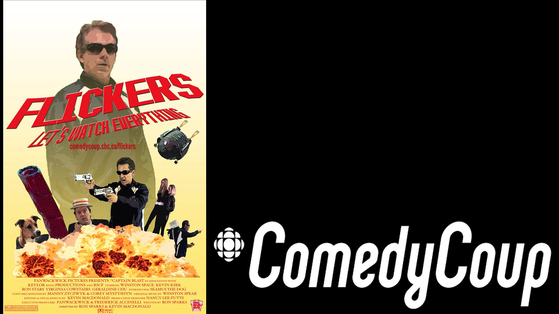 Week 4 Key It: Poster B Flickers!