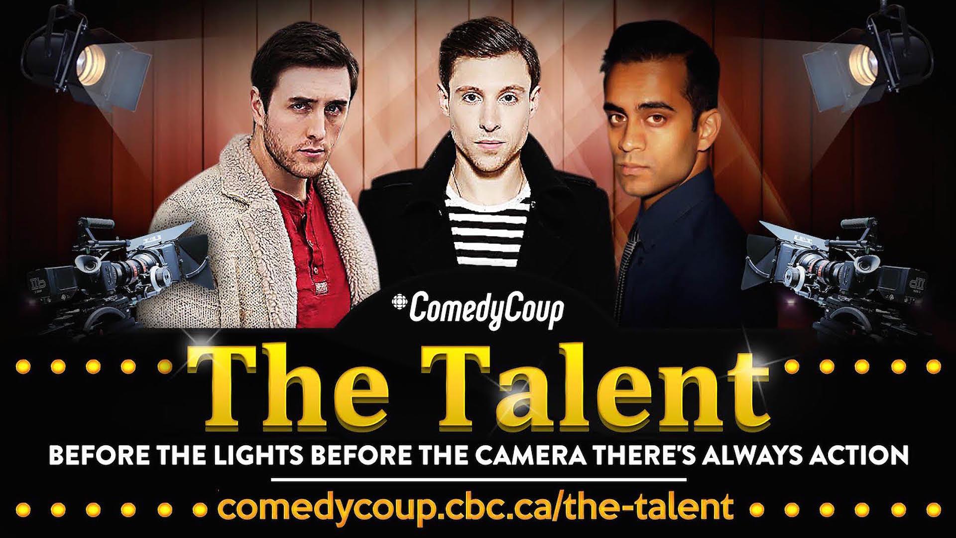 Week 4 Key It: Poster B The Talent