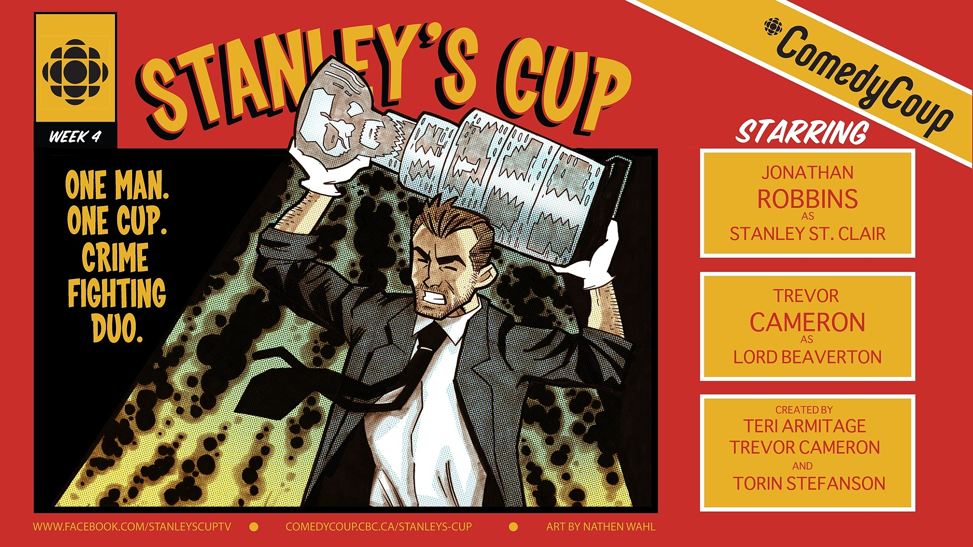 Week 4 Key It: Poster A Stanley's Cup
