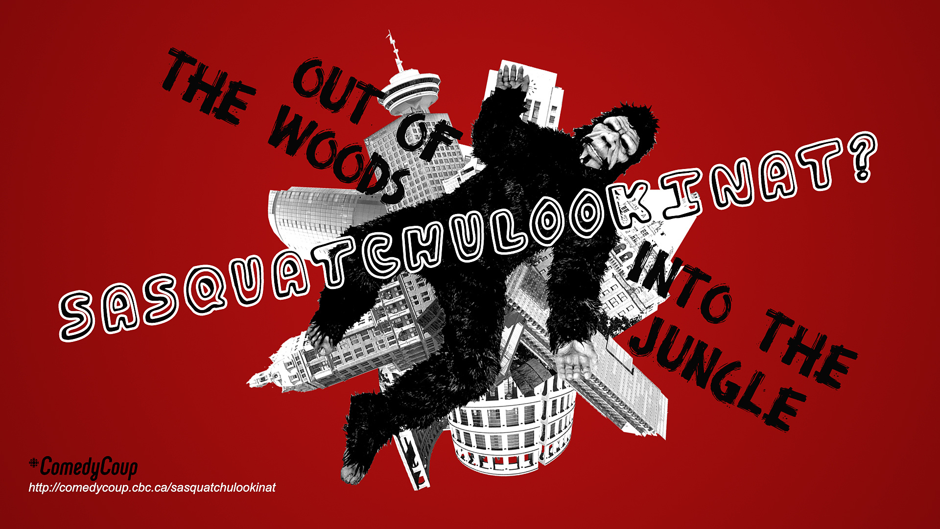 Week 4 Key It: Poster A Sasquatchulookinat?