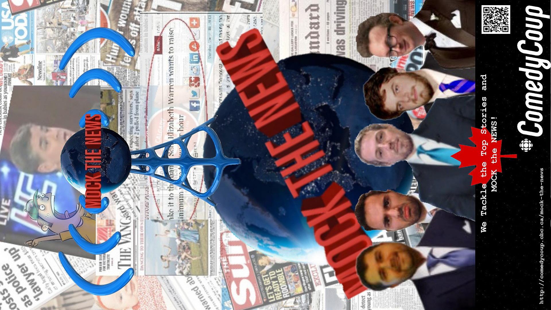 Week 4 Key It: Poster A Mock the News